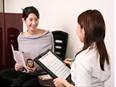 女性カウンセラーによる詳しい治療のご説明
